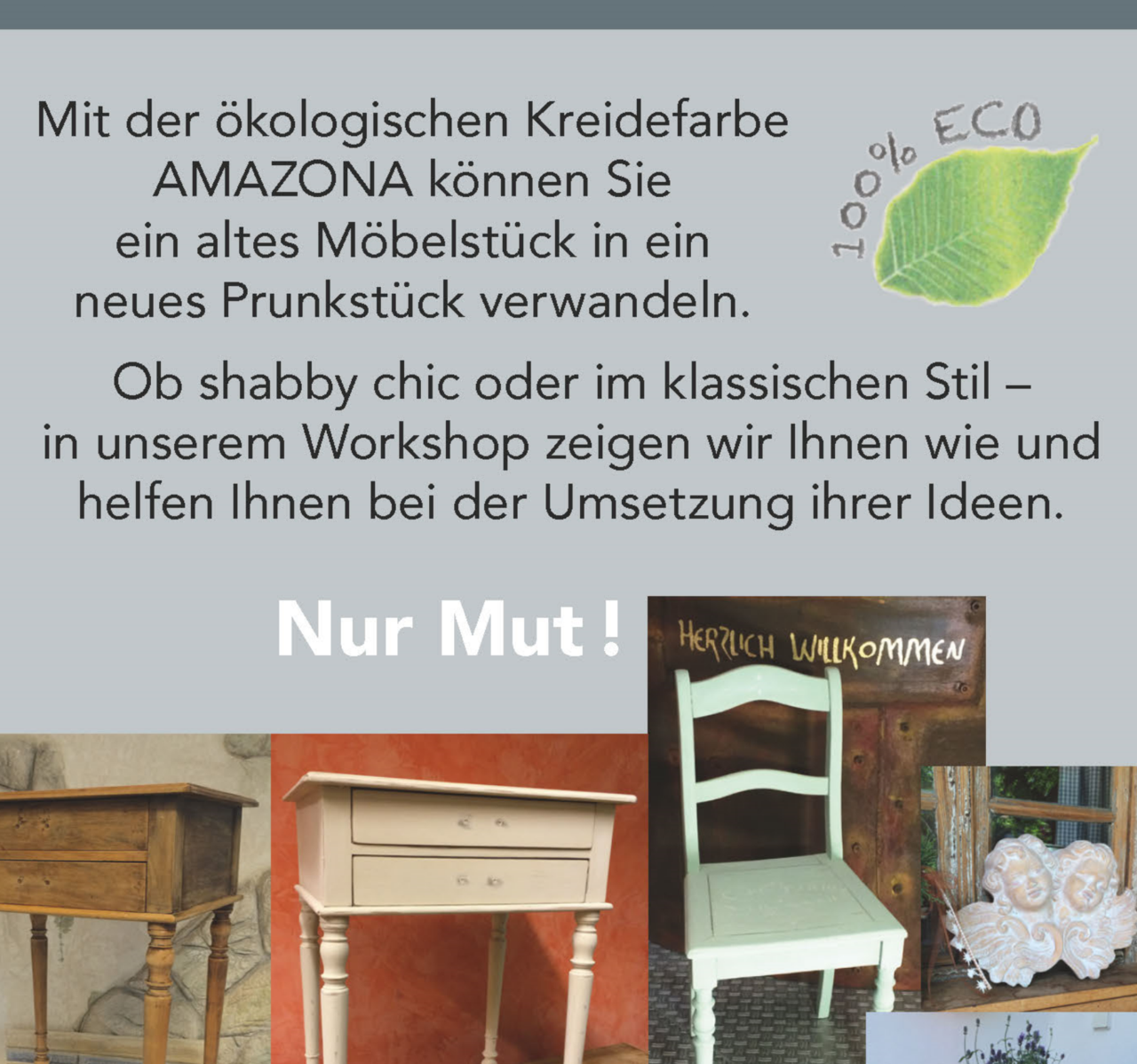 workshops m bel gestalten mit yellow chair kreidefarbe. Black Bedroom Furniture Sets. Home Design Ideas